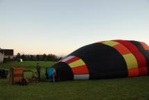 Sally and Chet's balloon